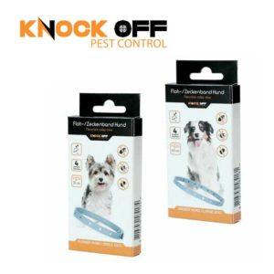 knock off zeckenhalsband für hunde ohne insektizide wirkt perfekt gegen parasiten und bietet den besten schutz und abwehrmittel traindee